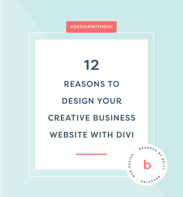 Learn Why Divi Is The Only WordPress Theme Your Creative Business Website Needs