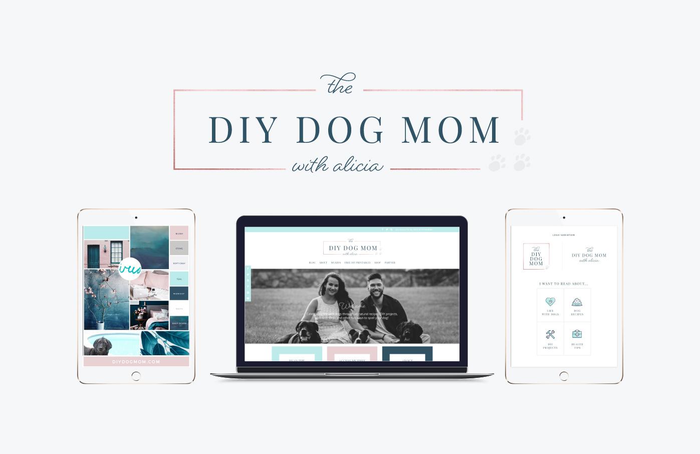 The DIY Dog Mom